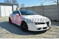 Накладки на пороги Alfa Romeo Brera