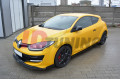 Накладки на пороги гоночные Renault Megane MK3 RS