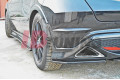 Комплект сплиттеров задних Honda Civic VIII Type S/R