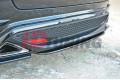 Сплиттер задний Honda Civic VIII Type S/R (без стоек)