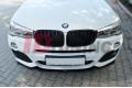 Сплиттер передний BMW X4 M-Pack