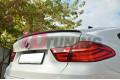 Накладка на спойлер BMW X4 M-Pack