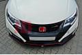 Сплиттер передний гоночный Honda Civic IX Type R вар.1