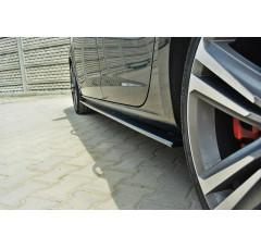 Накладки на пороги Seat Leon III Cupra/FR