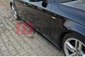 Накладки на пороги Audi A4 B8