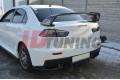 Накладка на спойлер Mitsubishi Lancer Evo X