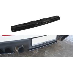 Сплиттер задний Mitsubishi Lancer Evo X (без стоек)