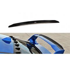 Накладка на спойлер Subaru WRX STI