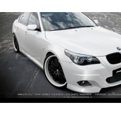 Накладки на пороги BMW 5 E60/E61 PHENOMEN