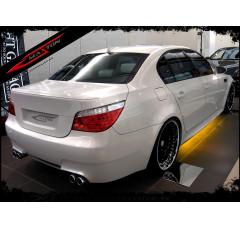 Бампер задний BMW 5 E60
