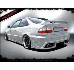 Бампер задний Honda Civic VI Седан/Купе INFERNO