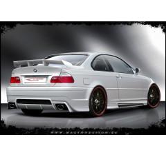 Бампер задний BMW 3 E46 Купе/Кабриолет GENERATIONV