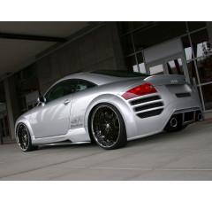 Бампер задний Audi TT