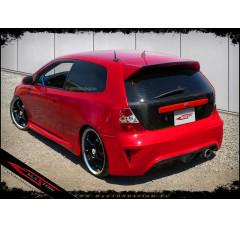 Бампер задний Honda Civic VII Хэтчбек(3дв)