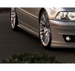 Накладки на пороги BMW 5 E39 Mafia