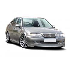 Спойлер на передний бампер MG ZS 2001-2003 (на бампер Maxton)