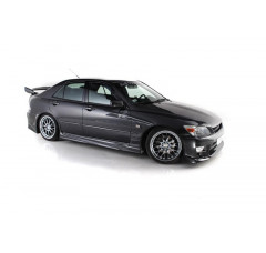 Накладки на пороги Lexus IS