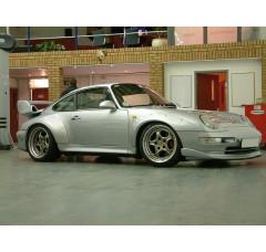 Накладки на пороги Porsche 911 Turbo series 993