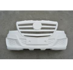 Бампер передний Mercedes Sprinter с 2013 (+ отдельная решетка радиатора)