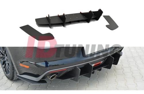 Диффузор задний Ford Mustang MK6 GT