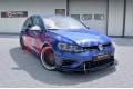Накладки на пороги гоночные Volkswagen GOLF VII R Рестайл