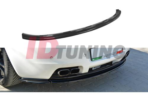 Сплиттер задний Alfa Romeo Brera (без стоек)