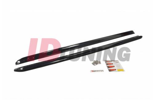 Накладки на пороги Audi S3 8L