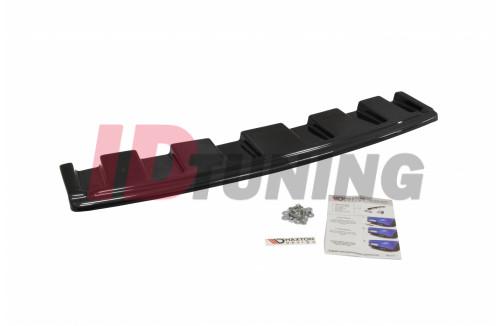 Сплиттер задний Audi S6 C7 AVANT (без стоек)