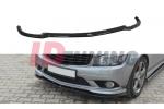 Сплиттер передний Mercedes C W204 AMG-Line Дорестайл