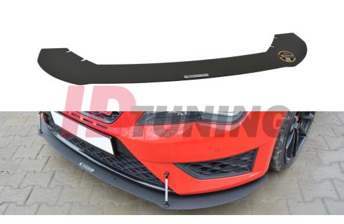 Сплиттер передний гоночный Seat Leon III Cupra/FR