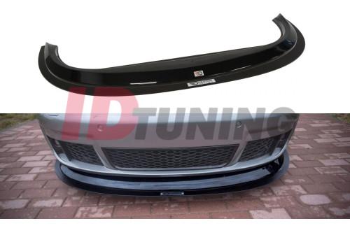 Сплиттер передний составной Audi RS6 C5
