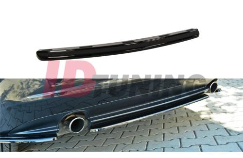 Сплиттер задний Alfa Romeo 159 (без стоек)