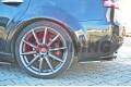 Комплект сплиттеров задних Alfa Romeo 159