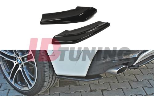 Комплект сплиттеров задних BMW X4 M-Pack