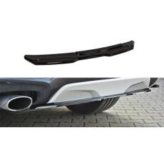 Сплиттер задний BMW X4 M-Pack (без стоек)