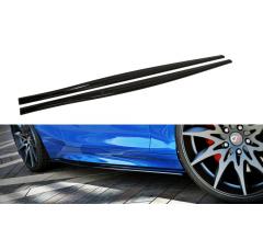 Накладки на пороги BMW 1 F20 M-Power Рестайл