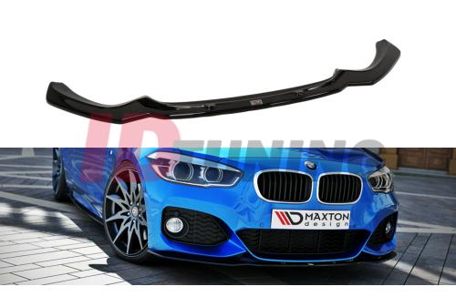 Сплиттер передний BMW 1 F20 M-Power Рестайл