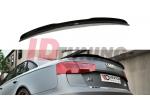 Накладка на спойлер Audi A6 C7 S-Line Седан