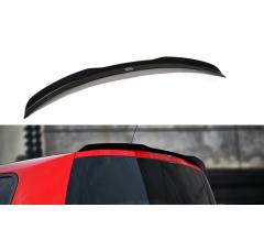 Накладка на спойлер Renault Megane II