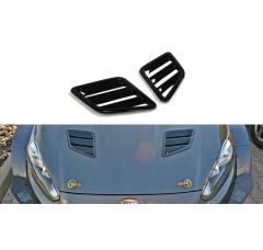 Решетки воздухозаборников Ford Fiesta MK7 ST Рестайл