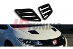Решетки воздухозаборников Civic IX Type R