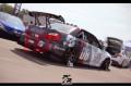 Накладка на бампер задний Subaru Impreza WRX STI BLOBEYE