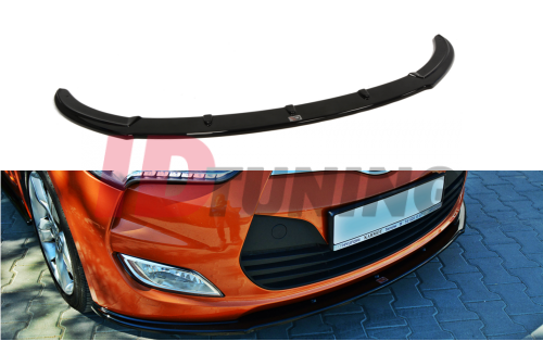 Сплиттер передний Hyundai Veloster