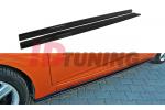 Накладки на пороги Hyundai Veloster