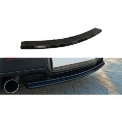 Сплиттер задний Mazda 3 MPS MK1 Дорестайл (без стоек)