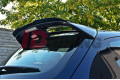 Накладка на спойлер Mazda 3 MPS MK1 Дорестайл