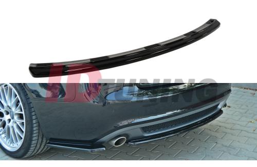 Сплиттер задний Audi A5 S-Line (без стоек)