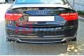 Комплект сплиттеров задних Audi A5 S-Line