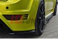 Комплект сплиттеров задних Ford Focus MK2 RS