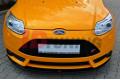 Сплиттер передний Ford Focus MK3 ST Дорестайл вар.2